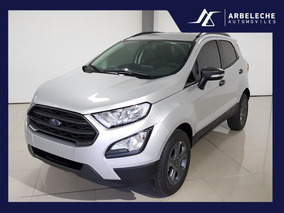 Ford Ecosport Freestyle Tasa 0% 2019! Arbeleche
