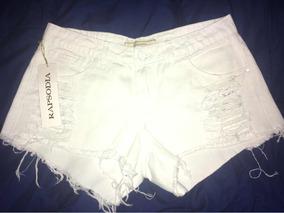 Short Jeans Rapsodia Nuevo Sin Uso Y Con Etiqueta