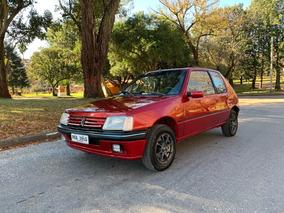 Peugeot 205 Xsi 1.4, 1998 Unico Dueño, Inmaculado Divino!!!