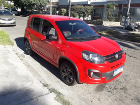 Fiat Nuevo Uno Evo Sporting Sedan Muy Buen Estado