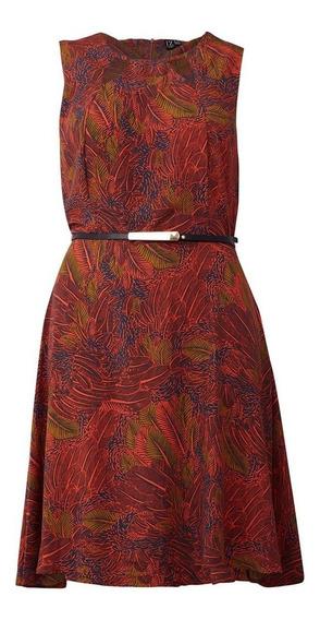 Vestido Rocco - Spicy D148343 - Talles Especiales 2xl Al 5xl
