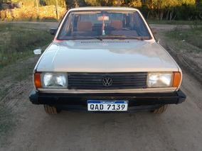 Volkswagen Gol Diesel Año 86 1986
