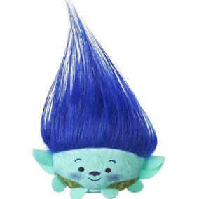 Mini Peluche Dreamworks Trolls Branch Hasbro Tronco - Hb