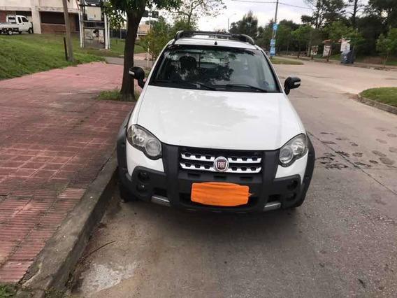 Fiat Strada 1.8 Adventure Cab Ex C/alarma 2010