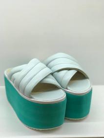 Calzado Femenimo Plataforma Modelo Iggy - Munnah Shoes
