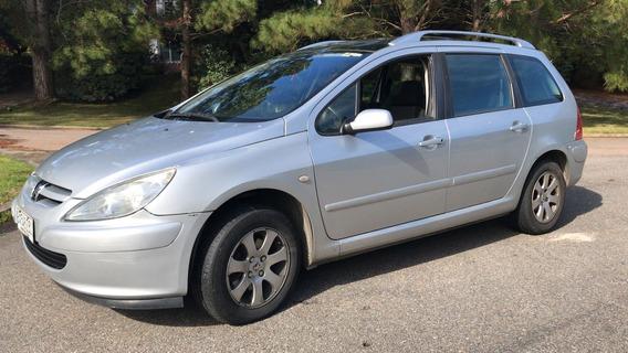 Peugeot 307 Sw 2.0 (break)