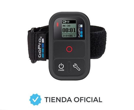 Go Pro Control Remoto 2.0 Accesorio Hero 5 6 Tienda Oficial