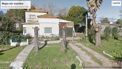 Colonia Nicolich Casa Y Galpón En Terreno 306 Mts