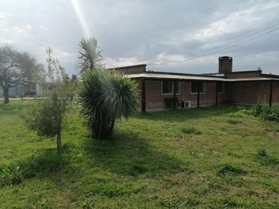 Amplia Casa En Zona Rural