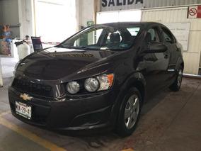 Chevrolet Sonic Ls Std 5 Vel Ac 2015