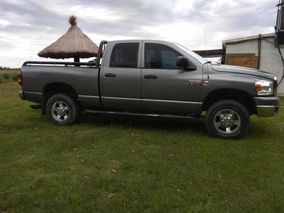 Dodge Ram 2500 5.9 Pickup Slt Quad Cab Diesel 4x4 At 2008
