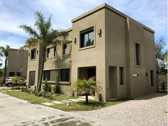 Alquiler Casa 3 Dormitorios Lagos Barrio Privado