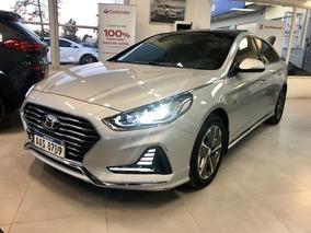 Hyundai New Sonata Híbrido 2018 - U/dueño.