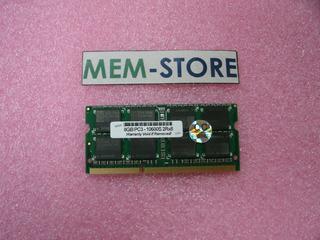 8gb (1x8gb) Ddr3-1333 2rx8 Pc3-10600s No - Ecc Memoria Samsu