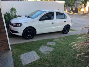 Volkswagen Gol 1.6 Pack I Abcp Abs 101cv 2014