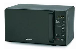 Horno Microondas 20 Lts James J 20 Kdn Digital Negro Dimm