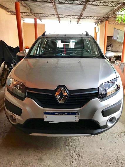 Renault Sandero Stepway 1.6 Privilege 105cv 2018