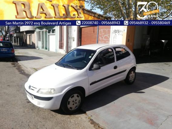 Chevrolet Celta 1.0 Entrega U$s 3000 Financia Sola Firma