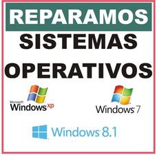 Reparacion De Computadoras Notebook Netbook Formateo Sistema