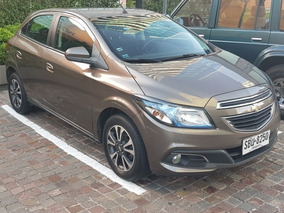 Chevrolet Onix 1.4 Ltz At 98cv Automatico 2014 Impecable!!