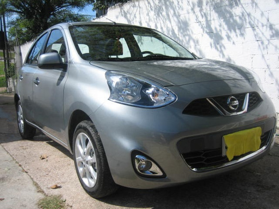 Nissan March Advance Automatico Extra Full 20000 Km