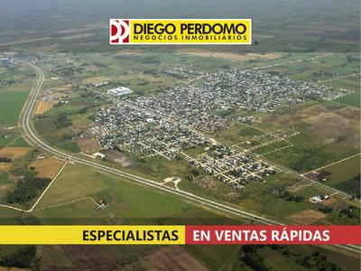 Terreno En Venta, 704m², Ciudad De Libertad