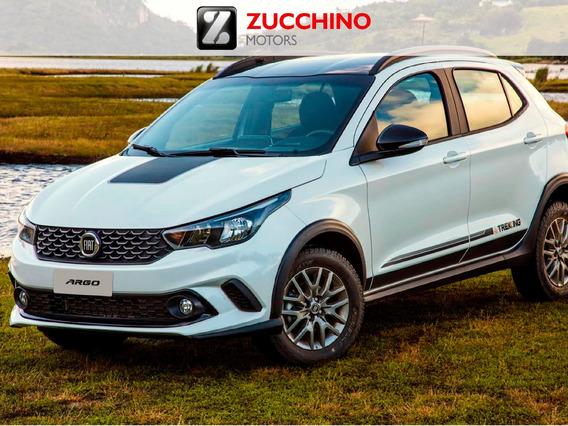 Fiat Argo Trekking 2020 | 0km | Zucchino Motors