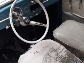 Volkswagen Fusca Aleman Aleman Del 1962