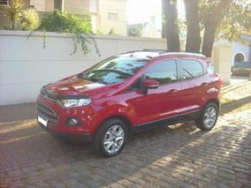 Ford Ecosport 1.6 Titanium 110cv 4x2 Vendo Por Viaje