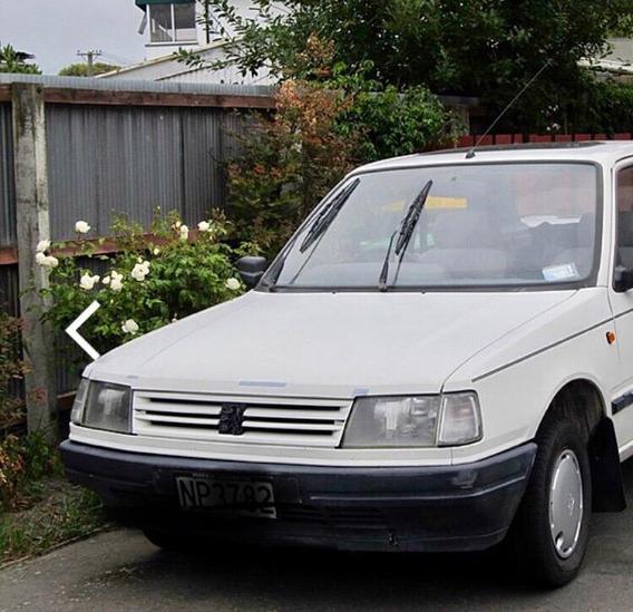 Peugeot 309 1.3 Gl 1992