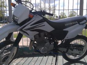 Honda 250 Tornado
