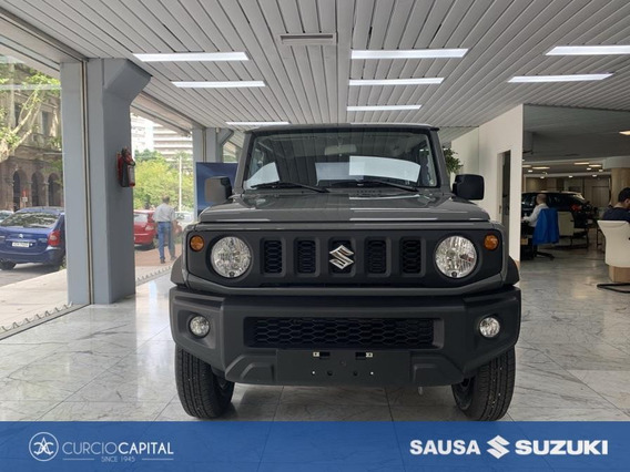 Suzuki Jimny Gl 2019 Gris Oscuro 0km