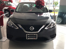 Nissan Sentra 1.8 Sense Cvt 2018