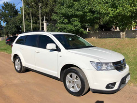 Dodge Journey 2.4 Sxt 7 Pasajeros Plus Mt 2014