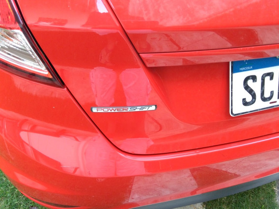 Ford Fiesta Se Automatico Secuencial