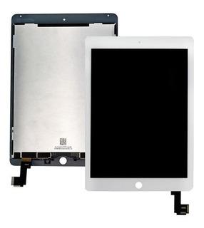 Pantalla iPad Air 2 Lcd Display Vidrio Tactil Touch Blanco