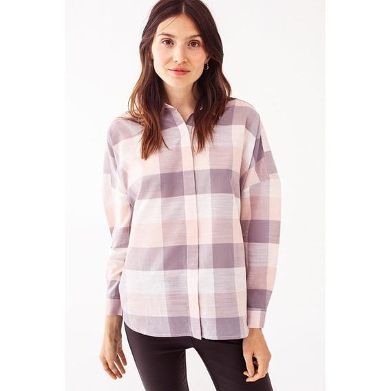 2676aa5cf776 Camisa A Cuadros De Mujer - Camisas de Mujer en Mercado Libre Uruguay