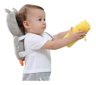 Mochila Protectora De Seguridad Tipo Casco Para Bebe Tcweb