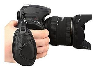 Correa De Mano Agarre Cámara Reflex Nikon Canon Sony