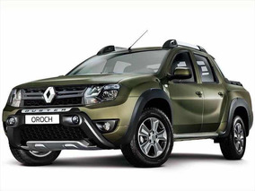Renault Duster Oroch 2.0 Doble Cabina 4x4