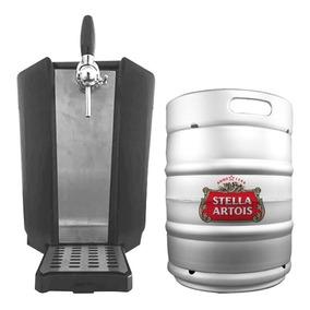 Alquiler Choppera + Barril Stella Artois 20 Lt