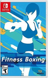 Interruptor De Nintendo Boxeo Fitness