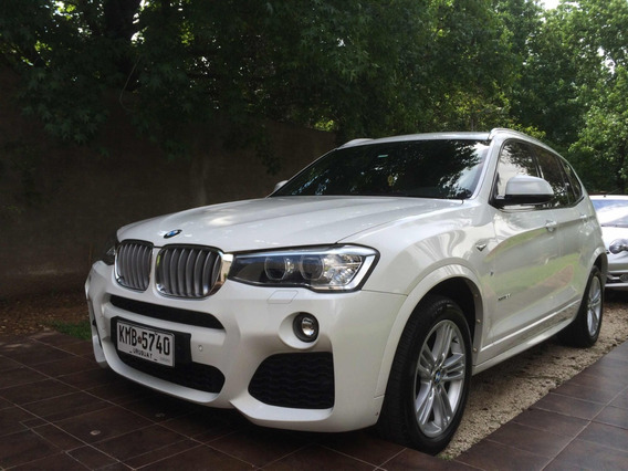 Bmw X3 35i Paquete M 306 Hp