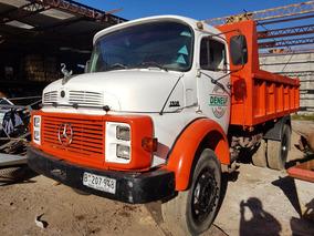 Camion Volcadora Mb1318