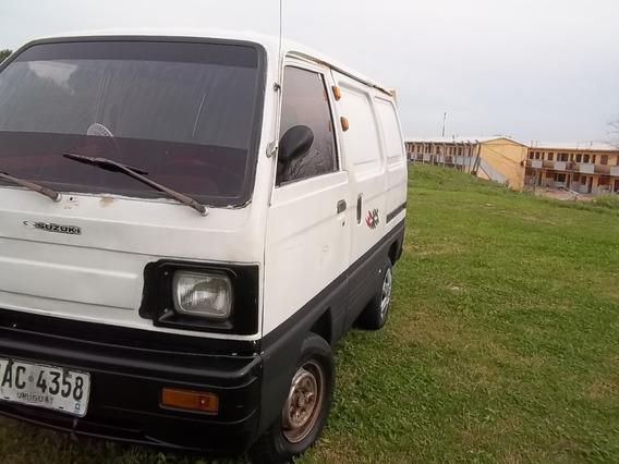 Vendo Suzuki Carry 4 Puertas Furgón Oportunidad 2500 Dólares