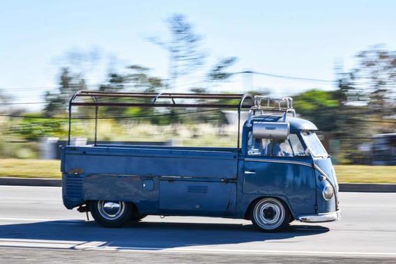 Volkswagen Kombi Pick Up 1960