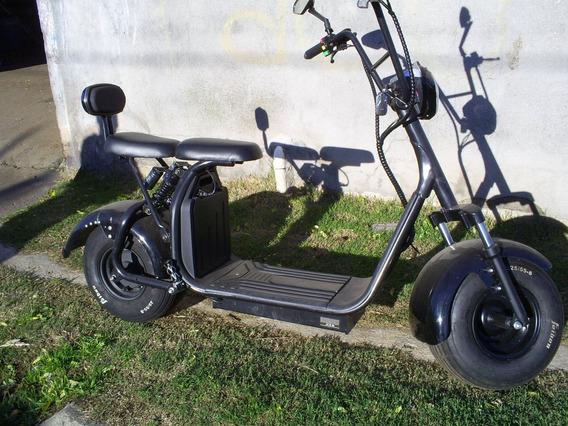Moto Electrica Exelente Estado Muy Poco Uso Us$ 1.200