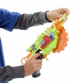 Arma Nerf Zombie Strike Crosscut B3482 Original Hasbro - Hb