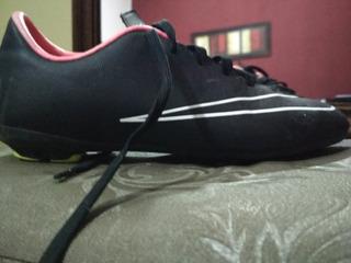 Zapatos De Futbol Nike Mercurial Talle 36 Eur Usados