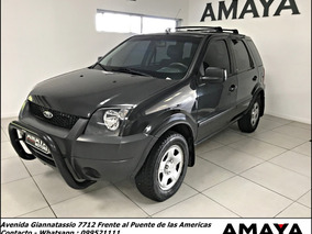 Ford Ecosport 1.6 Full !! Año 2008 Amaya Motors !!